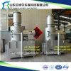 Incinerador do desperdício contínuo, nenhum incinerador preto do fumo, incinerador 10-500kgs