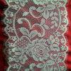 Aparamento de nylon consideravelmente agradável do laço da pestana para vestuários