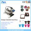 Typ-Maschinenhälften-Wärme-Presse-Maschinen-Hochdruckwärmeübertragung-Gerät