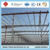 Bâtiment léger préfabriqué d'entrepôt de structure métallique