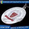 競争様式および鋳造技術軍メダルリボン
