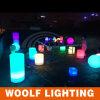 RGB LED에 의하여 조명되는 플라스틱 결혼식 장식