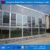 Serra di Aquaponics del traforo della tettoia del policarbonato del PC per il pomodoro