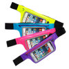 iPhone 7을%s 이어폰 구멍을%s 가진 Ultrathin Lycra 접촉 스크린 운영하는 벨트
