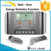 24V/12V 30AMP Light+Timer, regolatore solare di modello Max30A-EU delle cellule di PV della prova