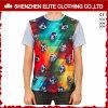 Camisa de transferência personalizada de calor personalizada para homens com venda a quente quente (ELTMTJ-134)