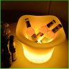 Recipiente de Ledice Recipiente de vino que brilla intensamente Potes iluminados
