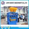 Machine creuse concrète du bloc 2016 de Wante/de fabrication de brique à vendre