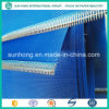 Pantalla de filtro de tejido simple para pulpas de papel