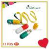 Bastone di memoria del pollice dell'azionamento del USB a forma di pillola