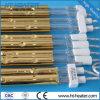 Riscaldatore dorato approvato del quarzo del Ce di Hongtai per essiccamento