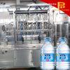 中国からのペットボトルウォーター5Lのびんの注入口機械を完了しなさい