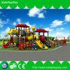 Campo de jogos ao ar livre da corrediça do parque de diversões do equipamento do campo de jogos das crianças