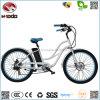 En15194 Bicicleta Eléctrica Bicicleta Mujer Hubs De Liga Playa Cruiser E Bike