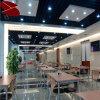 黒いマットのMoisture-Proof開いた格子アルミニウム天井に塗る中国の製造者の粉