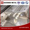 제조자에서 주문을 받아서 만들어진 판금 제작 기계 부속품 금속 생산 고품질 경쟁가격