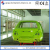 La Cina Suli riparte la cabina di spruzzo della polvere dell'automobile per la riga di rivestimento