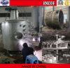 Placa rotativa máquina de secagem de alimentos para animais