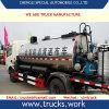6000liters de volledige Vrachtwagen van de Spuitbus van het Bitumen van het Asfalt van de Leiding van de Aandrijving