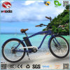 Scooter elétrico Beach E Bike Cruiser Bicycle Scooter de neve para adulto