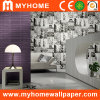 PVC Project Wall Paper con Low Price