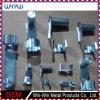 Conetor da forquilha do Pin U do costume das peças de precisão do molde da fabricação de metal