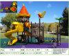 Kaiqi Spielplatz-Gerät der mittelgrossen Schloss-Serien-Kinder (XBSN0527D)