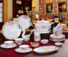 Jingdezhen Porcelain Tableware Kettle Set (QW-0007)