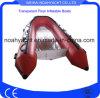 販売のためのセリウムCeritificateが付いている昇進のカスタムカラーPVC/Hypalon透過床のボート