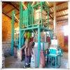 fábrica de tratamento de trituração do milho 10tpd que funciona na Zâmbia