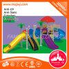 Оборудование спортивной площадки скольжения пластичной игрушки детей напольное