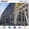 鉄骨構造フレームが付いている鋼鉄構築の鉄骨構造の建物