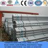 pipa de acero 10# y tubo galvanizados roscados 20#