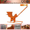 Qmr2-40 Solo Manual de máquinas de blocos de cimento