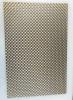 Form Kurbelgehäuse-Belüftung Placemat für Stab-Matte