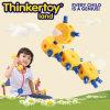Kidsのための困惑Game Plastic DIY Ant Model Educational Toys