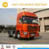 25Mt de capacidad de tracción Shacman 6*4 camión tractor