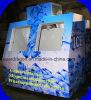 ファン冷却装置を持つ600の立方体のフィート容量の氷のマーチャンダイザー