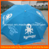 Custom stampato Logo Beach Parasol per Outdoor Advertizing