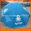 Logotipo personalizado impresso Parasol de praia para publicidade exterior
