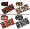 2015 la parte superior de la moda acrílico Multifuntional pañuelo de cabeza impreso