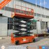Autopropulsadas de tijera / Plataforma elevadora de tijera interior / 4-18m móvil eléctrica de tijera Fabricante