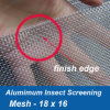 18X16mesh Aluminum Window Insect Screening