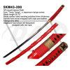 39 de comprimento Katana com lâmina polida de Aço Carbono: 5km43-390
