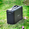 Innovative Portable Solar Generator for Oudoor Using