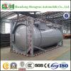 Tanque de armazenamento do ISO do recipiente do petroleiro do transporte do combustível