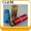 Цветастый привод USB вспышки металла губной помады (EM605)