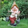 Смола, Смола Фигурка, Gnome Статуэтка (NF14107-2)