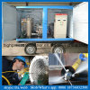 Zandstraler van de Straal van het Water van de Buis van de Wasmachine van de hoge druk de Industriële Schoonmakende