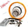 Motor de cubo de 3000W Kit de conversión de la rueda de bicicleta eléctrica